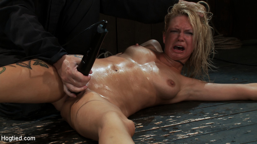 Female Orgasm Denial Bondage