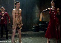 Dia Zerva in  Divinebitches Metamorphosis: Episode 1 Cum Thieves June 09, 2010  Corporal Punishment, Rough Sex