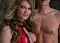 MrsKellyPierce in  Tsseduction Kelly in Latex January 20, 2009  TS, Anal