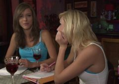 Hayden Hawkens in  Girlfriendsfilms Lesbian Sex #06, Scene #04 April 20, 2012  Small Tits, Tribbing
