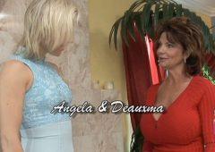 Deauxma in  Girlfriendsfilms Lesbian Seductions #17, Scene #04 March 04, 2014  Squirting, Big Tits