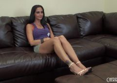 Ava Addams in  Cherrypimps Ava Addams LIVE May 21, 2012  Brunette, Hardcore