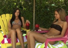 India Summer in  Girlfriendsfilms Web Exclusive, Scene 1369 India Summer Prinzzess October 06, 2013  Fingering, Shaved