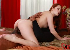 Denisa Heaven in  Sexvideocasting Ride ´em Cowgirl June 08, 2012  Reverse Cowgirl, Hardcore