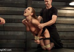 Roxanne Rae in  Thetrainingofo Anal Slut Trained to Obey September 11, 2015  Female Slave, Master