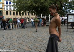 Tommy Pistol in  Publicdisgrace Exposed, Fucked and Humilated all in Public May 27, 2011  Straight, Anal