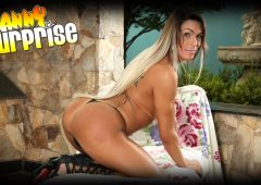 Camyli Victoria in  Trannysurprise Standing At Attention December 17, 2014  Woman (20-29), Bikini