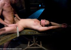 James Deen in  Sexandsubmission Alexa Von Tess August 15, 2008  Straight, Humiliation