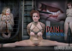 Bella Rossi in  Realtimebondage Pain Is Love Part 2 April 05, 2014  Rope Bondage, Hitachi