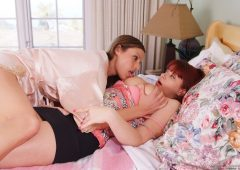 Samantha Ryan in  Sweetheartvideo Lesbian Adventures - Strap On Specialists Vol 02, Scene #01 April 24, 2012  RedHead, Hardcore